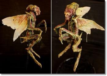 Encuentran criaturas extrañas en un sótano de Londres
