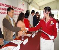 Se gradúan más de 9 mil alumnos del COBAEM en el estado