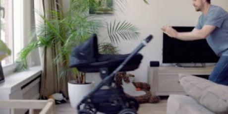 ¿Carriolas para bebés automáticas?