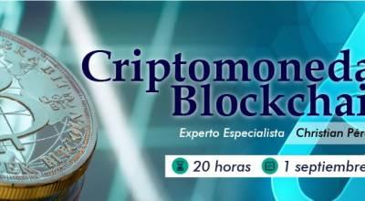 Curso virtual -Criptomonedas & Blockchain- impartido por la UNAM