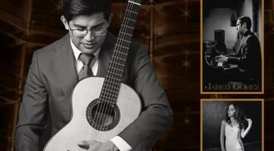 Concierto de guitarrista Zamorano para apoyar sus estudios