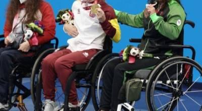 Medalla de bronce para méxico con Nelly Miranda