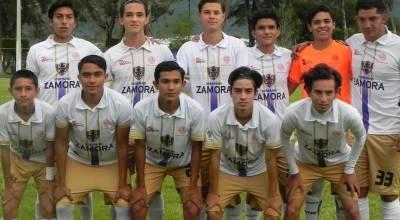 Soberano Zamora empata en partido de preparación