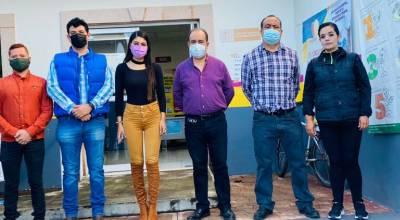 Arrancó en Jacona Campaña de Vacunación Antirrábica Canina