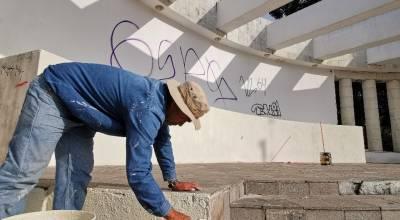 Dignifican Calzada Zamora-Jacona y Rotonda de los Hombres Ilustres