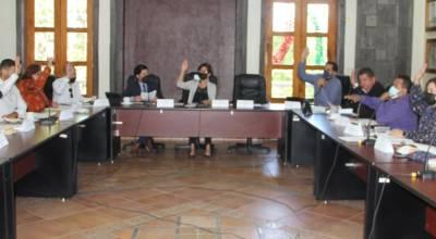 """En Zamora cabildo aprobó firma del documento de """"La Alianza por la sustentabilidad, compromiso con la Carta de la Tierra"""""""