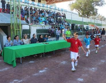 Inauguran XIX Mini Olimpiada del Colegio Cuitláhuac