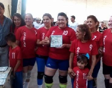 Concluyó temporada 2015-2016 Liga Municipal de Voleibol