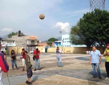 Inauguran Curso de Verano de Basquetbol en Jacona