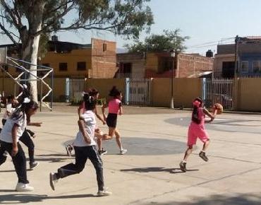 Jacona sede regional en Liga Conade-IMSS de básquetbol