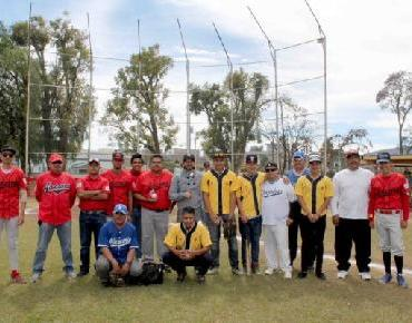 Nuevo Torneo Regional de Beisbol en Zamora