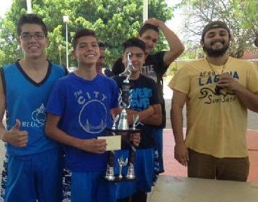 Concluyó el Torneo de la Liga Juvenil de Basquetbol de Jacona