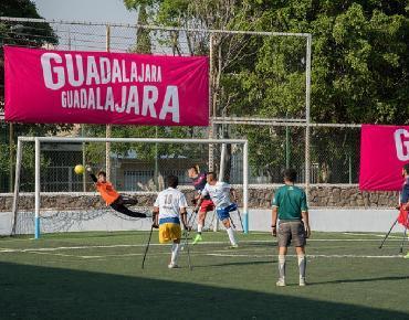 Concluyó el Torneo Nacional de Clubes de Fútbol de Amputados 2017