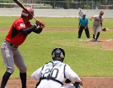 Liga Regional de Beisbol de Zamora organiza juego con Veteranos Master de México