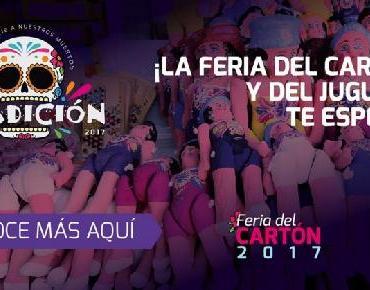 En marcha la Feria del Cartón y el Juguete en Guadalajara