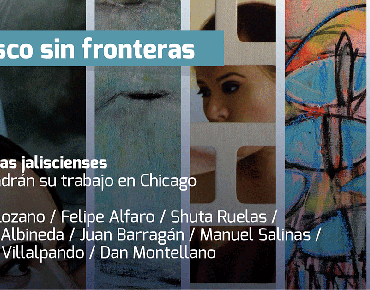 Artistas jaliscienses expondrán en Chicago