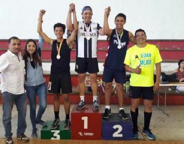 Han entregado más de mil medallas a ganadores de competencias en Olimpiada Municipal Zamora 2017