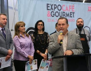 Presentes en Expo Café Gourmet 25 agroindustrias de Jalisco