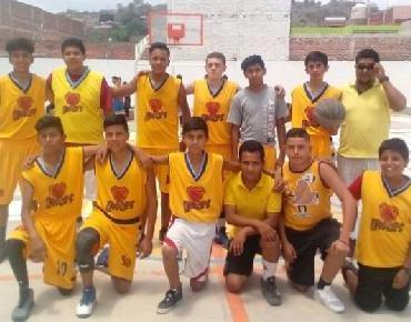 Con éxito se desarrolló Cuadrangular de Basquetbol en Jacona