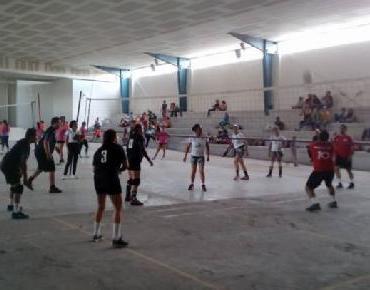 Se Prepara Torneo Relámpago de Voleibol en Jacona