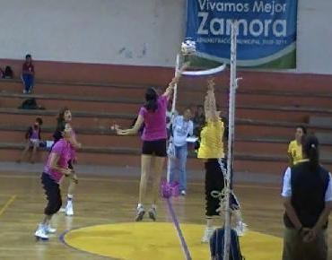 Este fin de semana Torneo Estatal de Voleibol en Zamora