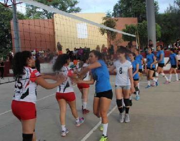 Morelia se lleva los primeros lugares del Primer Torneo Estatal Voleibol