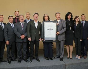 Entrega Gobernador distintivo de Pueblo Mágico a San Pedro Tlaquepaque