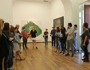 """Presentan exposición inspirada en """"La Raza Cósmica"""" de José Vasconcelos"""