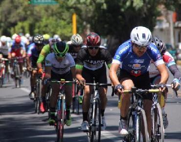 Vuelta ciclista Michoacán 2018