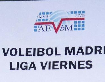 Rol Liga de Los Viernes de Voleibol Femenil de Zamora 2018-2019