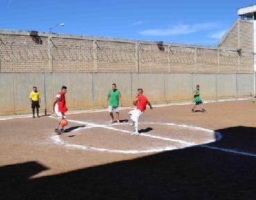 En Zamora ponen en marcha actividades de la Olimpiada Municipal en el CERESO