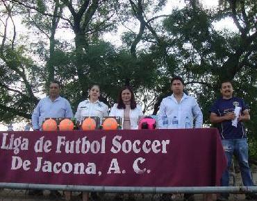 En puerta las Semi-finales y finales del Torneo de Copa de fútbol en Jacona