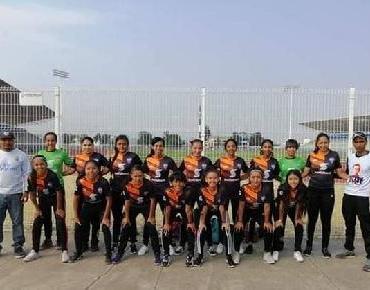 Buen resultado del equipo femenil de fútbol de Jacona en torneo estatal