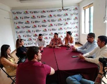 Refuerzan lazos Ijumich y ayuntamiento, para llegar a jóvenes de comunidades de Morelia