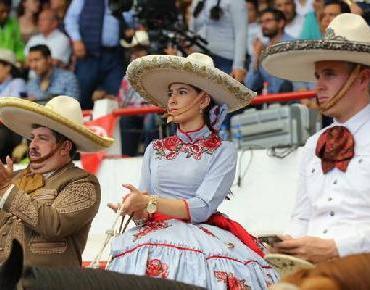 Michoacán, sede del Campeonato Nacional Charro en octubre