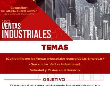 """Alistan curso de capacitación """"Ventas Industriales"""" en Zamora"""