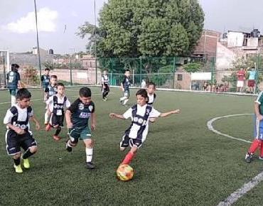 Tercera Jornada Torneo Liga Municipal Infantil, Juvenil y Femenil de Futbol en Jacona