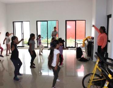120 niños zamoranos participan en Curso de Verano en CEDECO Miguel Regalado