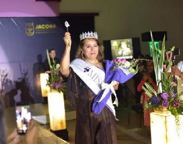 """Jacona tiene nueva """"Miss 60"""""""
