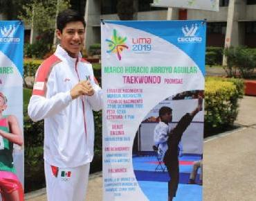 El michoacano Marco Arroyo, da a México primera medalla en los Panamericanos