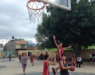 Torneo Basquetbol Fiestas Patrias Jacona 2019