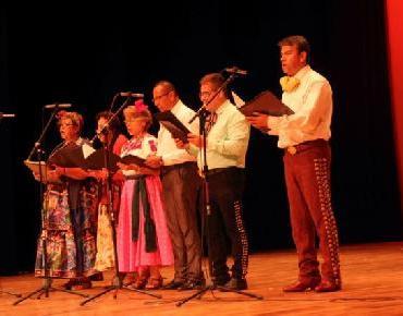 """""""Noche Mexicana de la Independencia a la Revolución"""" todo un éxito en Zamora"""