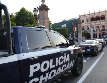 Listo, el dispositivo vial para las Fiestas Patrias Michoacán 2019