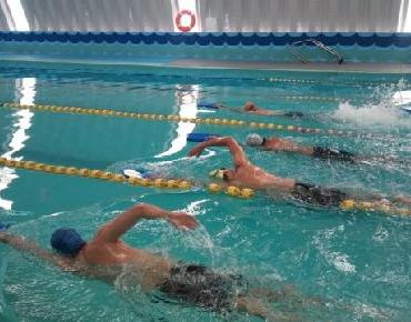 En Zamora capacitan a instructores de Escuela Municipal de Natación