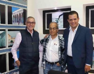 "Celebran triple aniversario del Archivo Histórico Municipal ""Lic. Arturo Rodríguez Zetina"""