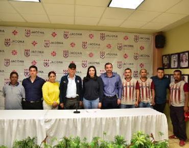 Anuncian Copa Telmex 2019 con sede en Jacona
