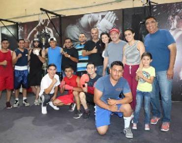 En Zamora realizan inauguración de un nuevo centro deportivo de box