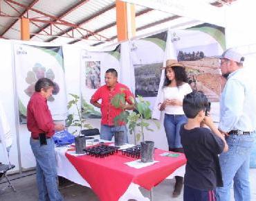 Dirección de Desarrollo Rural Zamora participa en 4ta. Expo Agro Berri 2019