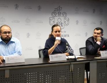 Presentan la décima edición de la Feria Municipal del Libro Usado y Antiguo de Guadalajara