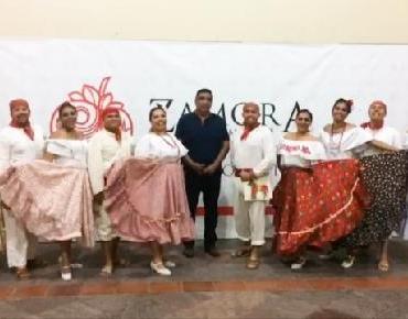 "Invitan a zamoranos a integrarse al Ballet Folklórico Municipal ""Xochipilli"""